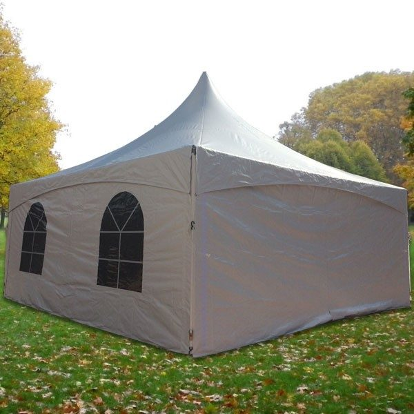 pagode blanche 6 x 6 m